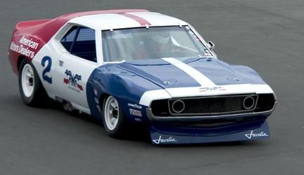Quelques voitures du Championnat Trans Am des années 60 ,70,80,90 et divers SCCA Penske%2071